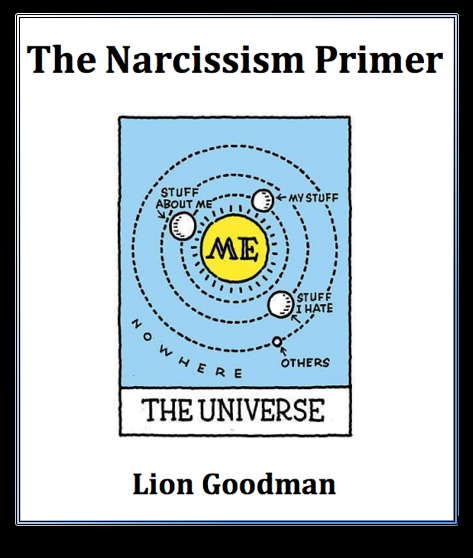 Narcissism Primer Cover border