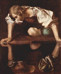 Michelangelo_Caravaggio_narcissus