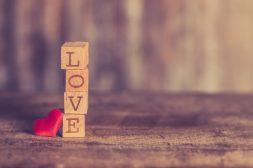S- Building BLocks of Love